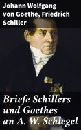 ebook: Briefe Schillers und Goethes an A. W. Schlegel