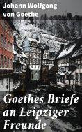 ebook: Goethes Briefe an Leipziger Freunde