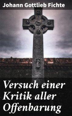 ebook: Versuch einer Kritik aller Offenbarung