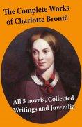 ebook: The Complete Works of Charlotte Brontë