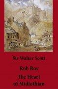 eBook: Rob Roy + The Heart of Midlothian