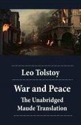 eBook: War and Peace - The Unabridged Maude Translation