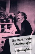eBook: The Mark Twain Autobiography + 3 Biographies