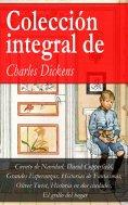 ebook: Colección integral de Charles Dickens