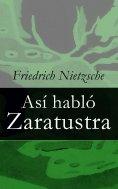 eBook: Así habló Zaratustra