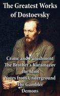 eBook: The Greatest Works of Dostoevsky