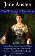 eBook: Colección integral de Jane Austen