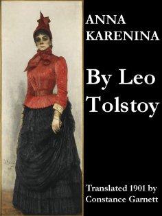 eBook: Anna Karenina (Translated 1901 by Constance Garnett)
