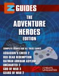 eBook: The Adventure Heroes