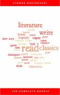 eBook: Fyodor Dostoyevsky: The Complete Novels