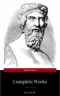 eBook: Plato: The Complete Works : From the greatest Greek philosopher, known for The Republic, Symposium,