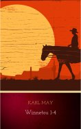 eBook: Winnetou 1-4