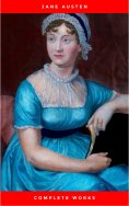eBook: Jane Austen Complete Collection Included Pride and Prejudice, Sense and Sensibility, Emma, Mansfield