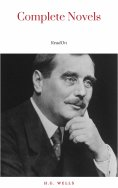 ebook: H.G. Wells Science Fiction Treasury: Six Complete Novels (Complete and Unabridged)