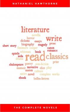 eBook: Nathaniel Hawthorne: The Complete Novels