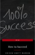 eBook: How to Succeed or, Stepping-Stones to Fame and Fortune