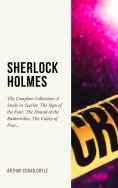 ebook: SHERLOCK HOLMES: The Complete Collection (Including all 9 books in Sherlock Holmes series)