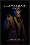 ebook: Arsène Lupin : L'agence Barnett et Cie