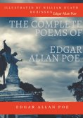 eBook: The Complete Poems of Edgar Allan Poe Illustrated by William Heath Robinson