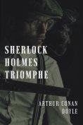 ebook: Sherlock Holmes triomphe