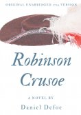 eBook: Robinson Crusoe (Original unabridged 1719 version)
