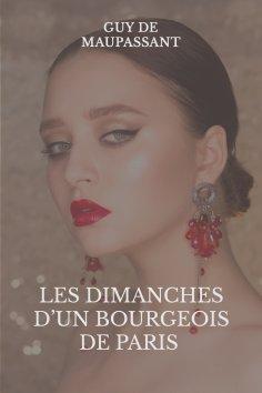 eBook: Les dimanches d'un bourgeois de Paris