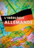 ebook: L'idéologie allemande