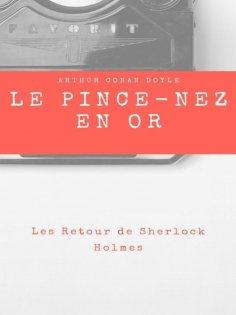 ebook: Le Pince-Nez en Or