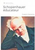 eBook: Schopenhauer éducateur