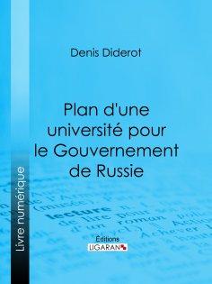 eBook: Plan d'une université pour le Gouvernement de Russie