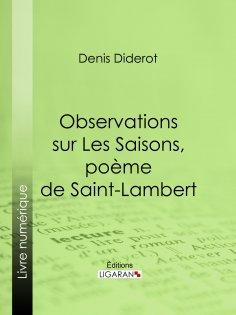 eBook: Observations sur Les Saisons, poème de Saint-Lambert