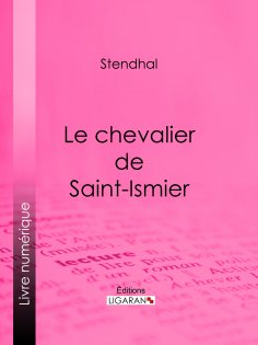 ebook: Le chevalier de Saint-Ismier