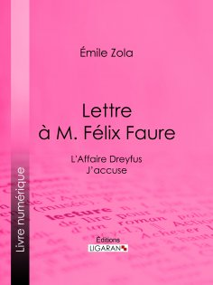 eBook: L'Affaire Dreyfus : lettre à M. Félix Faure