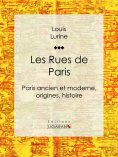 ebook: Les Rues de Paris