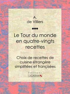 eBook: Le Tour du monde en quatre-vingts recettes