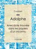 eBook: Adolphe