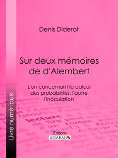 eBook: Sur Deux Mémoires de d'Alembert