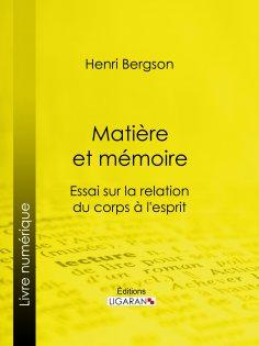 eBook: Matière et mémoire