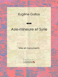 eBook: Asie-Mineure et Syrie