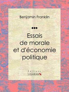 eBook: Essais de morale et d'économie politique