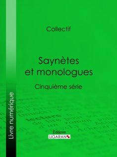 eBook: Saynètes et monologues