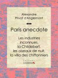 ebook: Paris anecdote