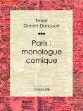 eBook: Paris : monologue comique