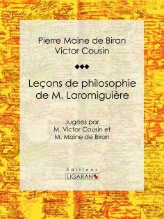 eBook: Leçons de philosophie de M. Laromiguière