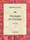 eBook: Voyages en Europe