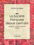 eBook: La Société Française depuis cent ans