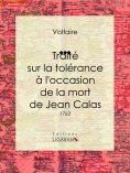 eBook: Traité sur la tolérance à l'occasion de la mort de Jean Calas