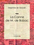 ebook: La Canne de M. de Balzac