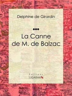 ebook: La Canne de M. de Balzac