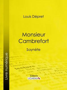 eBook: Monsieur Cambrefort